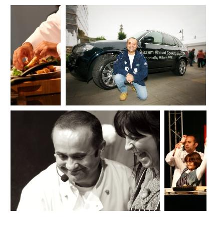 Aazam Ahmad - In association with BMW Williams